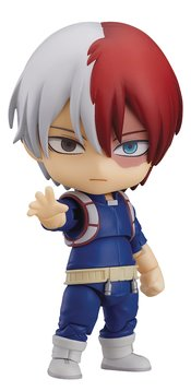 My Hero Academia Shoto Todoroki Heroes Edition Nendoroid AF - State of Comics