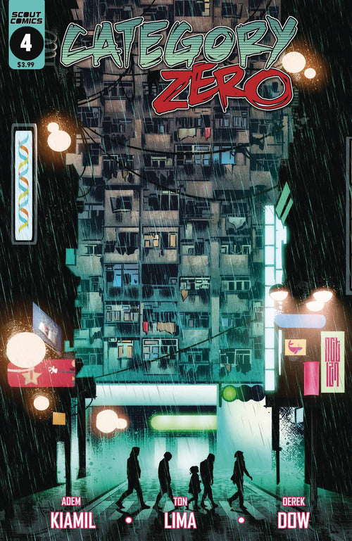 Category Zero #4 - State of Comics