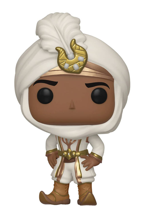 POP Movie Disney's Aladdin Prince Ali Funko POP - State of Comics