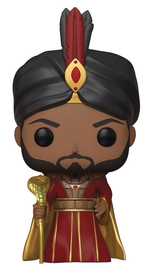 POP Movie Disney's Aladdin Jafar the Royal Vizier Funko POP - State of Comics