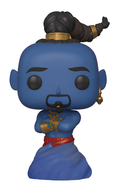 POP Movie Disney's Aladdin Genie Funko POP