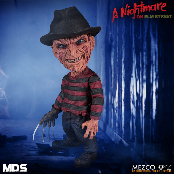 MDS Nightmare on Elm Street 3 Freddy Krueger 6IN Figure - State of Comics