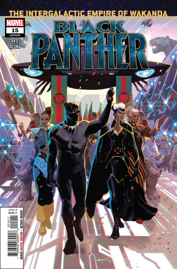 Black Panther #15 - State of Comics