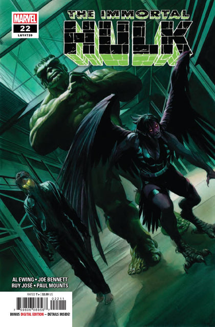 Immortal Hulk #22