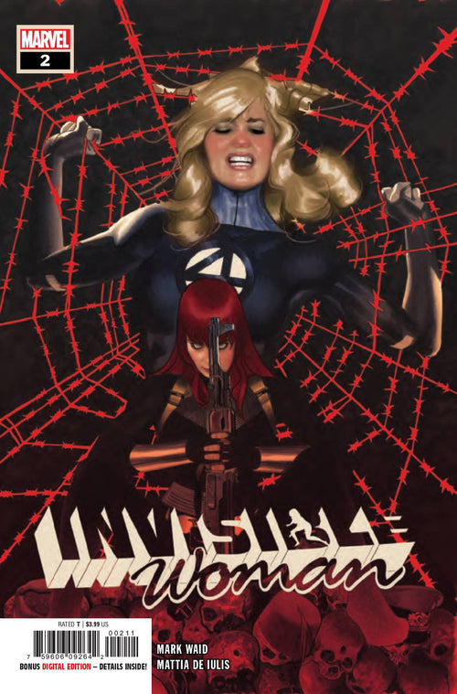 Invisible Woman #2 (of 5) - State of Comics