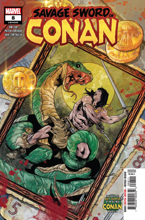 Savage Sword of Conan #8 - State of Comics