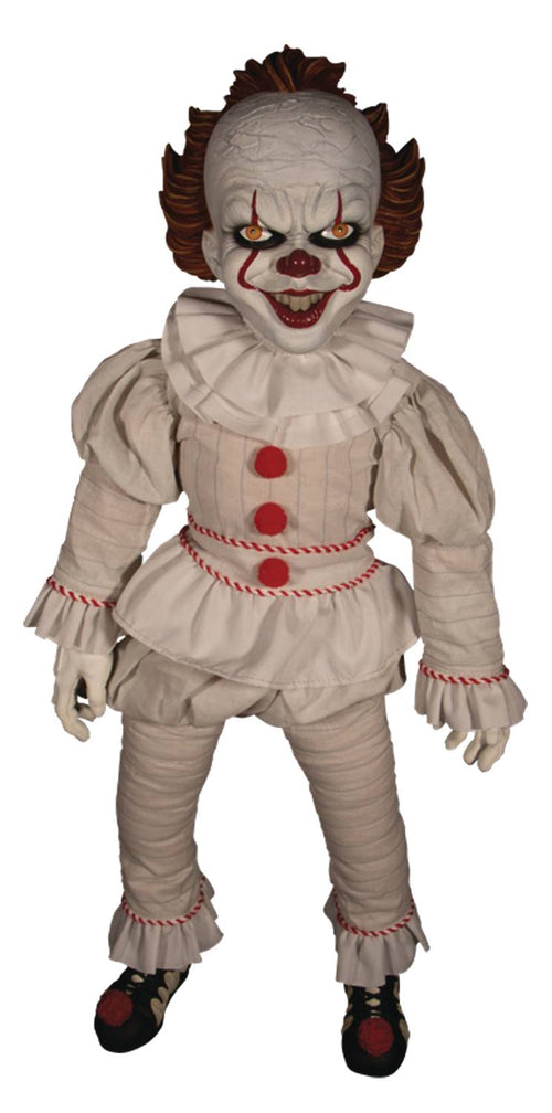 IT 2017 Pennywise Rotocast Plush Doll