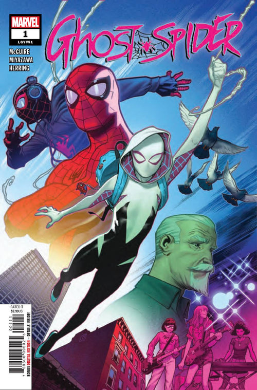 Ghost-Spider #1 - State of Comics
