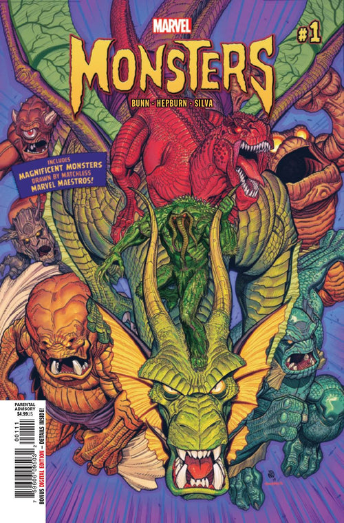 Marvel Monsters #1 - State of Comics