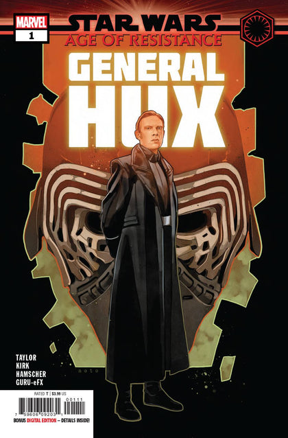 Star Wars Age of Resistance General Hux #1 - State of Comics
