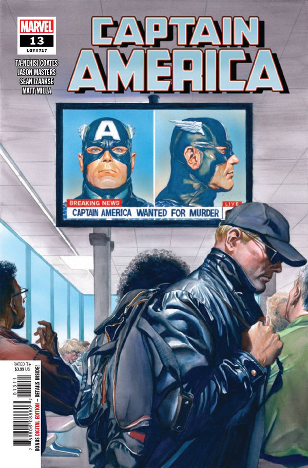 Captain America #13 - State of Comics