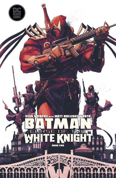 Batman Curse of the White Knight #2 (of 8)