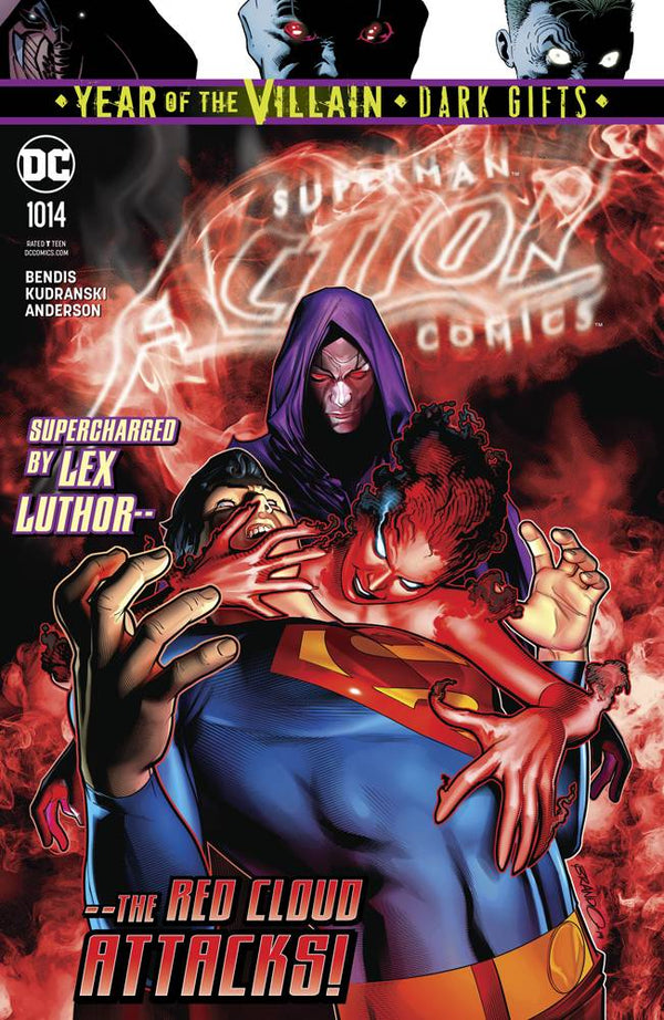 Action Comics #1014 YOTV Dark Gifts - State of Comics