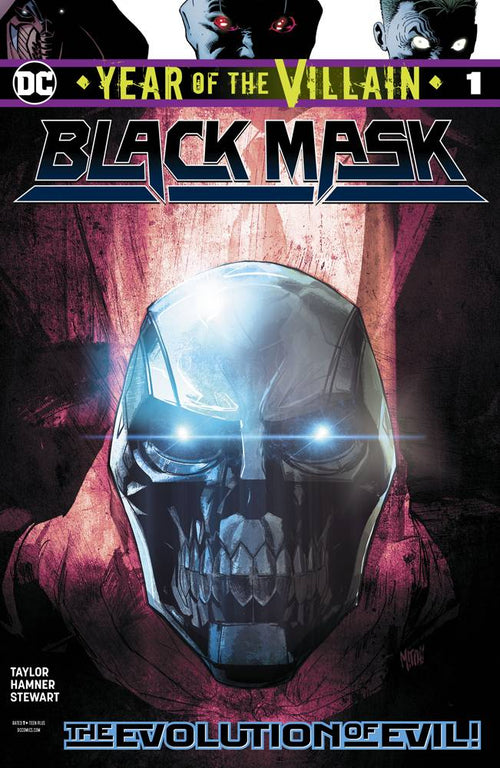 Black Mask Year of the Villain #1 - State of Comics