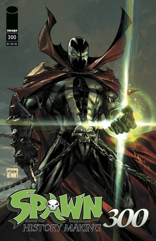 Spawn #300 - State of Comics