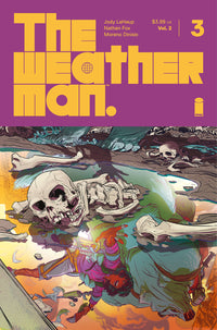 Weatherman Vol 2 #3