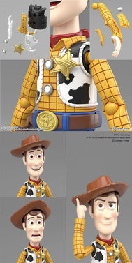 Toy Story Woody Cinema-Rise STD Plastic Model
