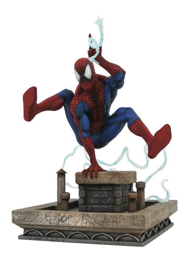 Marvel Gallery 90s Spider-Man PVC Statue - State of Comics