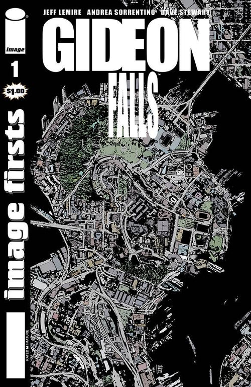 Image Firsts Gideon Falls #1 - State of Comics