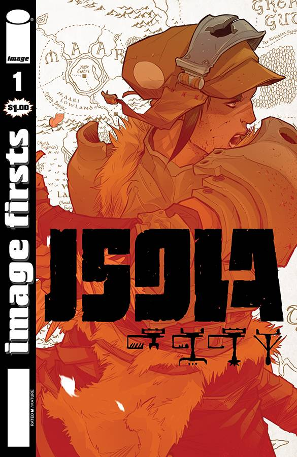 Image Firsts Isola #1 - State of Comics