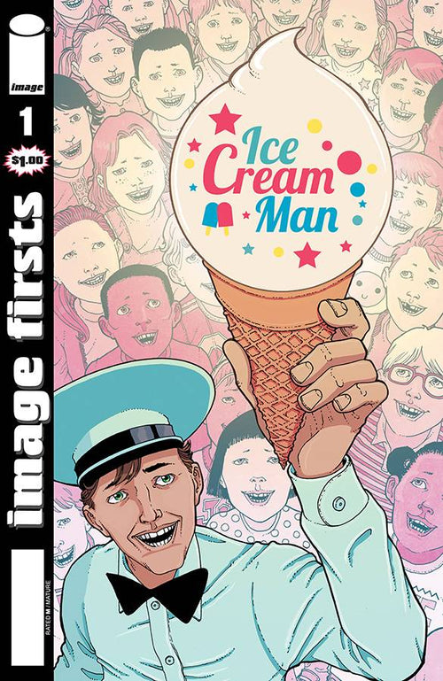 Image Firsts Ice Cream Man #1 - State of Comics