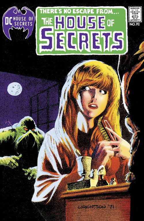 House of Secrets #92 Facsimile Edition - State of Comics