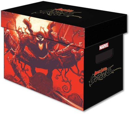 Marvel Graphic Boxes Absolute Carnage Comic Short Box