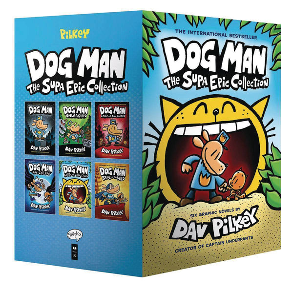 Dog Man Supa Epic Collection - State of Comics