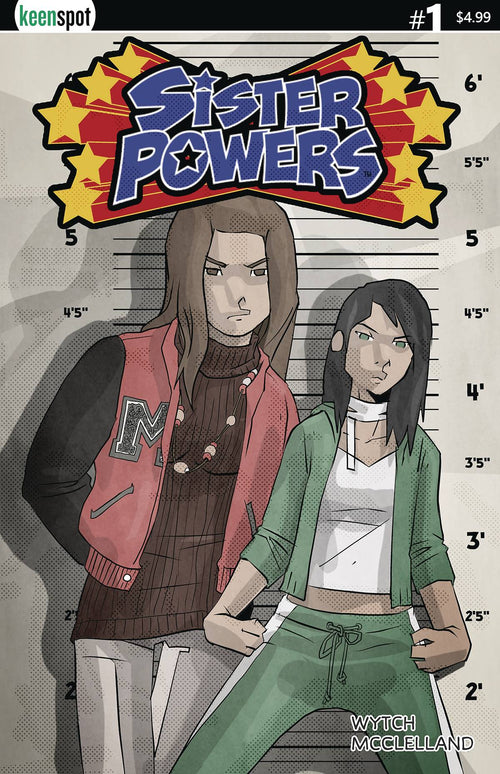 Sister's Powers #1 - State of Comics