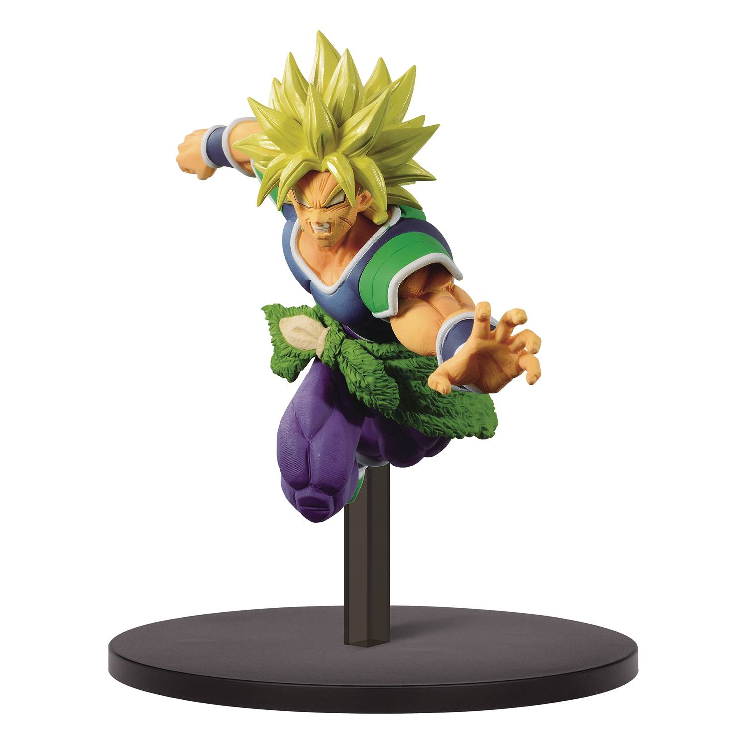 Dragon Ball Super Match Makers Super Saiyan Broly Fig