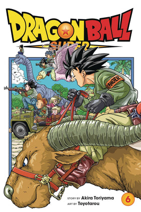 Dragon Ball Super GN Vol 06