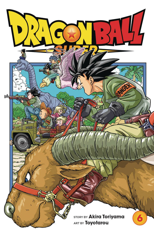 Dragon Ball Super GN Vol 06 - State of Comics