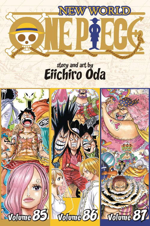 One Piece 3in1 TP Vol 29 - State of Comics
