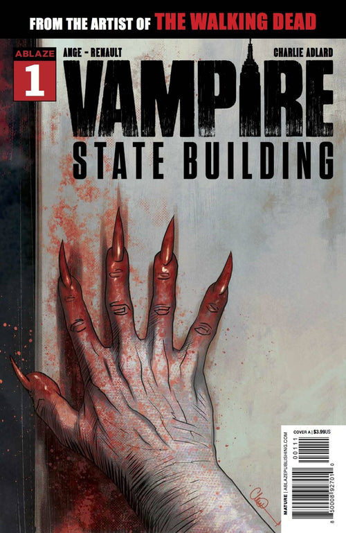 Vampire State Building #1 - State of Comics