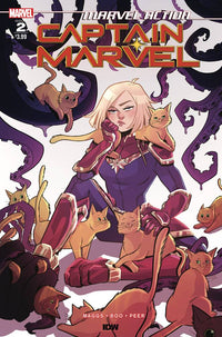 Marvel Action Captain Marvel #2 (of 3)