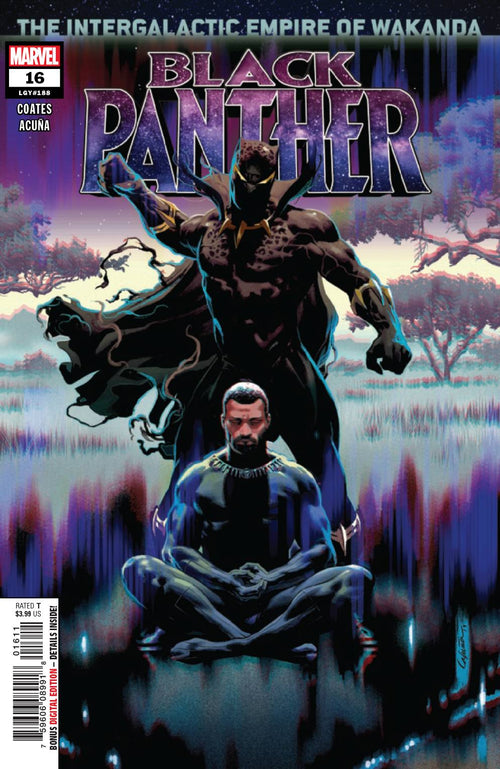 Black Panther #16 - State of Comics