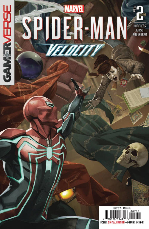 Spider-Man Velocity #2 (of 5) - State of Comics
