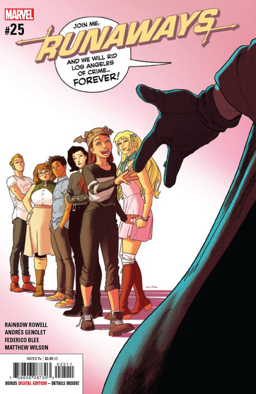 Runaways #25 - State of Comics