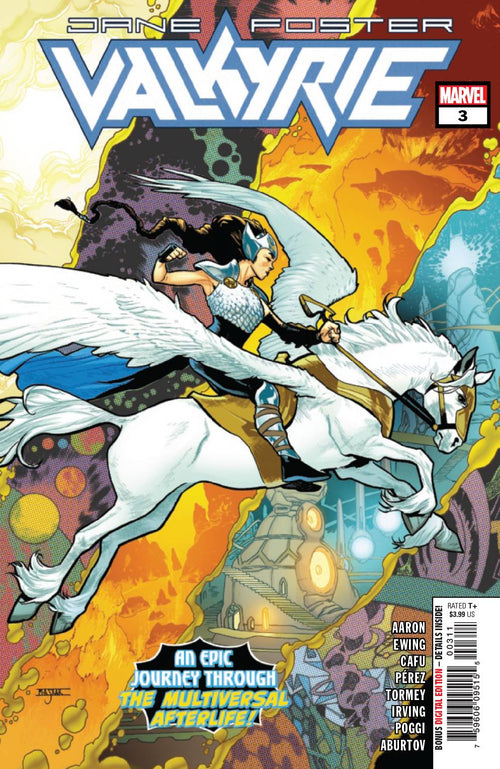 Valkyrie Jane Foster #3 - State of Comics