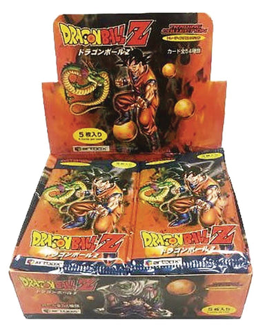 Dragon Ball Z Trading Cards