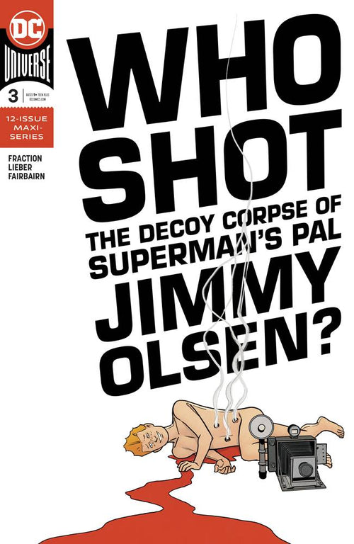 Superman's Pal Jimmy Olsen #3 (of 12) - State of Comics