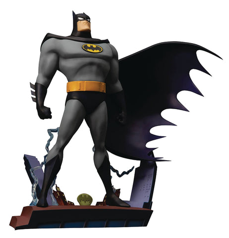 Batman Animated Series ArtFX Statue Opening Version