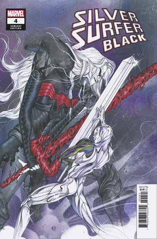 Silver Surfer Black #4 (of 5)