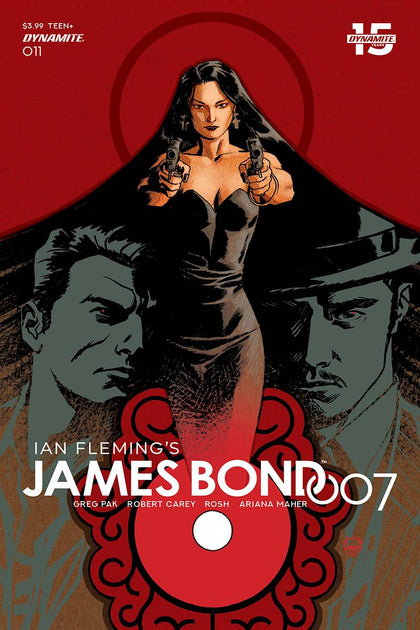 James Bond 007 #11 - State of Comics