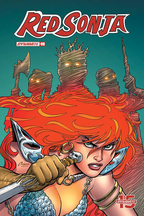 Red Sonja #8 - State of Comics