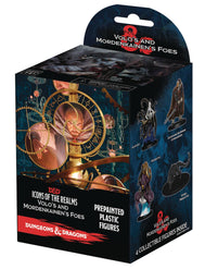 D&D Icons of The Realms Volo & Mordenkainen'S Foes Booster