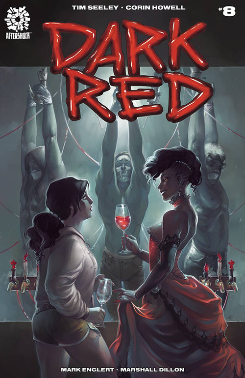 Dark Red #8 - State of Comics