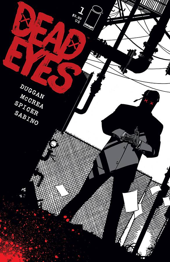 Dead Eyes #1 - State of Comics