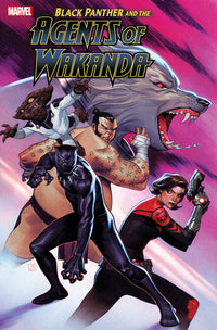 Black Panther and the Agents of Wakanda #2 - 10/16/2019