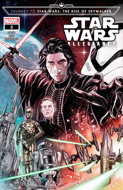Journey to Star Wars Rise of the Skywalker Skywalker Allegiance #2